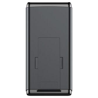 Juhtmevaba laadijaga akupank Baseus Wireless Charger Qi 10 000 mAh 15W USB Type C PD Quick Charge 3.0 QC WXHSD D01 2