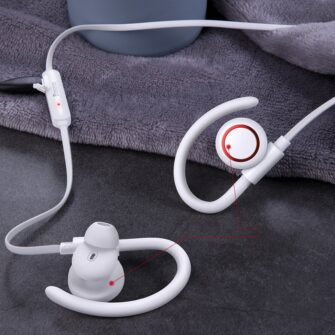 Juhtmevabad kõrvaklapid Baseus Encok Sports S17 IPX5 Bluetooth 5.0 must NGS17 01 11