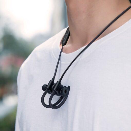Juhtmevabad kõrvaklapid Baseus Encok Sports S17 IPX5 Bluetooth 5.0 must NGS17 01 14