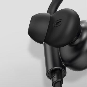 Juhtmevabad kõrvaklapid Baseus Encok Sports S17 IPX5 Bluetooth 5.0 must NGS17 01 9