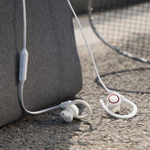Juhtmevabad kõrvaklapid Baseus Encok Sports S17 IPX5 Bluetooth 5.0 valge NGS17 02 5