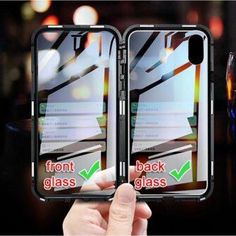 Samsung Galaxy A71 360 magnetiga kaaned 4