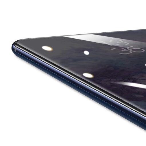 Samsung S20 Ultra kaitseklaas 3D UV lambi ja liimiga 2tk pakis SGSAS20U UV02 1