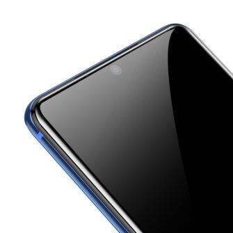 Samsung S20 Ultra kaitseklaas 3D UV lambi ja liimiga 2tk pakis SGSAS20U UV02 3