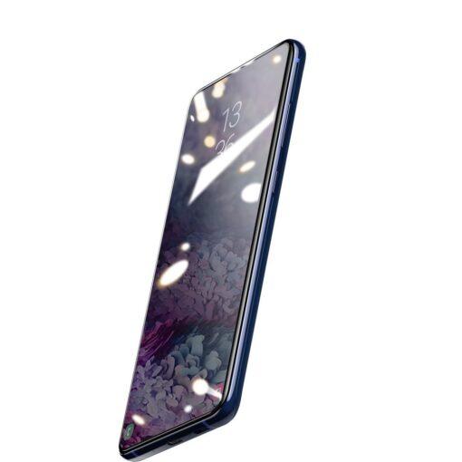 Samsung S20 Ultra kaitseklaas 3D UV lambi ja liimiga 2tk pakis SGSAS20U UV02 5