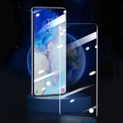 Samsung S20 Ultra kaitseklaas 3D UV lambi ja liimiga 2tk pakis SGSAS20U UV02 7