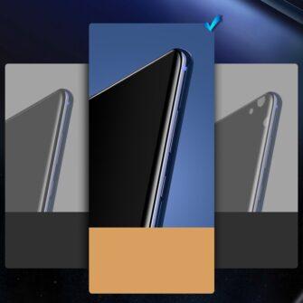 Samsung S20 Ultra kaitseklaas 3D UV lambi ja liimiga 2tk pakis SGSAS20U UV02 8