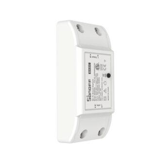 Sonoff BASICR2 WiFi juhtmevaba nutikas lüliti valge M0802010001 2