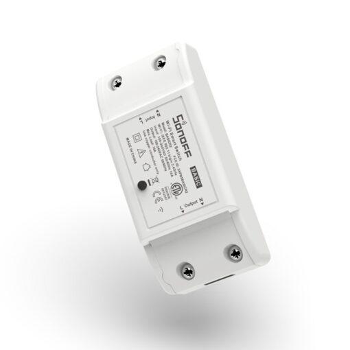 Sonoff BASICR2 WiFi juhtmevaba nutikas lüliti valge M0802010001 5