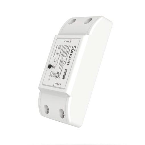 Sonoff BASICR2 WiFi juhtmevaba nutikas lüliti valge M0802010001