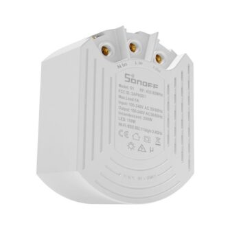 Sonoff D1 Wifi dimmer 433 MHz RF must M0802010005 3
