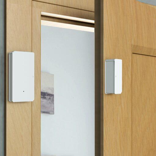 Sonoff DW2 RF juhtmevaba ukse või akna andur sensor 433 MHz RF valge M0802070003 1