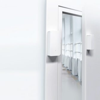 Sonoff DW2 RF juhtmevaba ukse või akna andur sensor 433 MHz RF valge M0802070003 11
