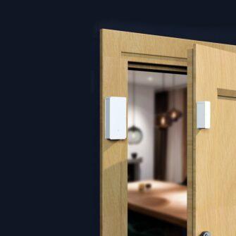 Sonoff DW2 RF juhtmevaba ukse või akna andur sensor 433 MHz RF valge M0802070003 6