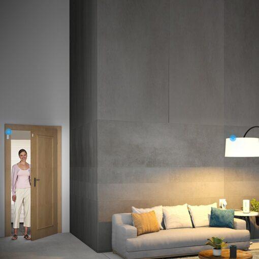 Sonoff DW2 RF juhtmevaba ukse või akna andur sensor 433 MHz RF valge M0802070003 9