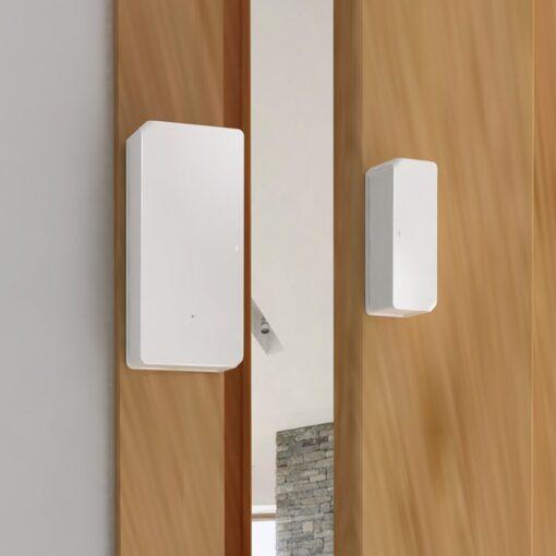Sonoff DW2 Wi Fi juhtmevaba ukse või akna andur sensor valge M0802070002 1