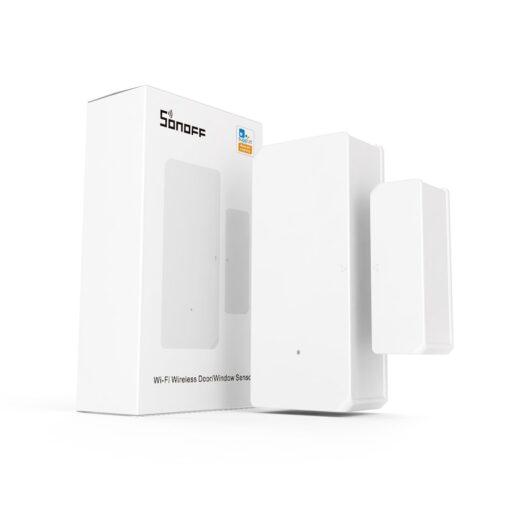 Sonoff DW2 Wi Fi juhtmevaba ukse või akna andur sensor valge M0802070002 5