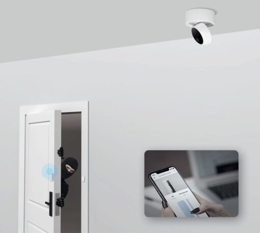 Sonoff DW2 Wi Fi juhtmevaba ukse või akna andur sensor valge M0802070002 6