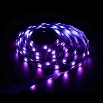 Sonoff L1 5M akuga Smart LED Light Strip 5 m RGB Wi Fi must IM180529002 3