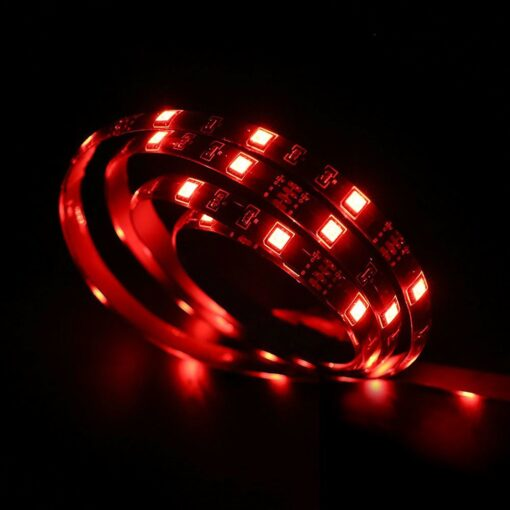 Sonoff L1 5M akuga Smart LED Light Strip 5 m RGB Wi Fi must IM180529002 4