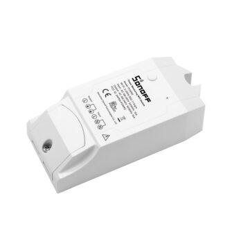 Sonoff POW R2 WiFi juhtmevaba lüliti energiatarbimise mõõtjaga valge IM171130001 1