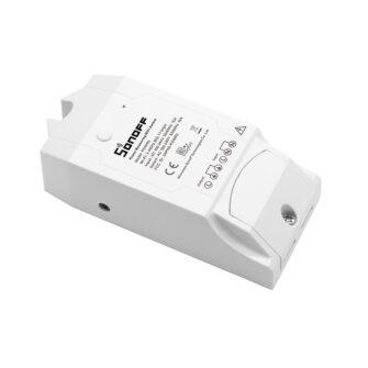 Sonoff POW R2 WiFi juhtmevaba lüliti energiatarbimise mõõtjaga valge IM171130001 3