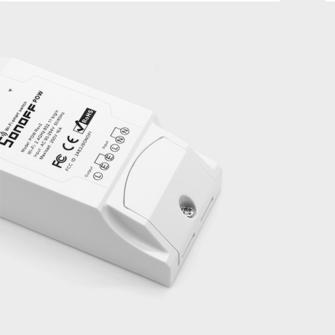 Sonoff POW R2 WiFi juhtmevaba lüliti energiatarbimise mõõtjaga valge IM171130001 9