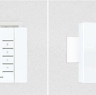 Sonoff RM433 patareiga juhtmevaba kaugjuhtimispult 433 MHz valge IM190314042 10