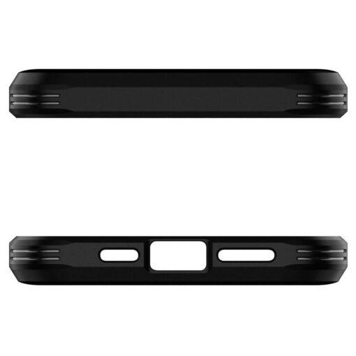 Spigen Tough Armor ümbris iPhone 12 ja iPhone 12 Pro must 5