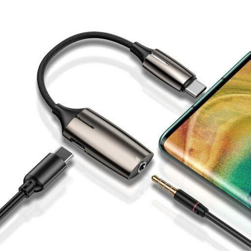 USB C adapter 3.5mm USB C adapter Baseus Audio Converter L60 Adapter must CATL60 0A 1