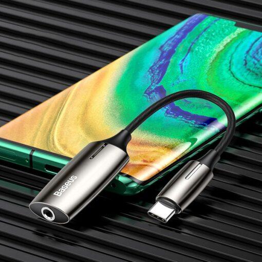 USB C adapter 3.5mm USB C adapter Baseus Audio Converter L60 Adapter must CATL60 0A 16