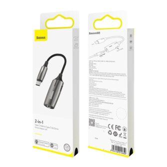 USB C adapter 3.5mm USB C adapter Baseus Audio Converter L60 Adapter must CATL60 0A 17