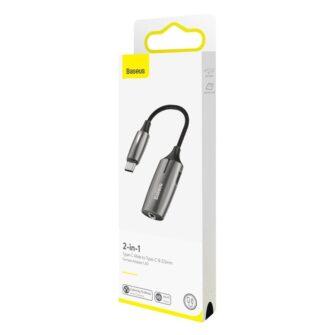 USB C adapter 3.5mm USB C adapter Baseus Audio Converter L60 Adapter must CATL60 0A 18