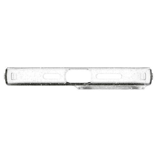 iPhone 12 12 Pro Spigen Liquid Crystal ümbris silikoonist sädelev 5