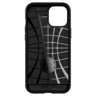 iPhone 12 12 Pro Spigen Slim Armor Cs kaarditaskuga ümbris silikoonist ja plastikust 6