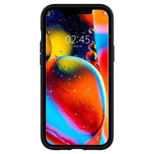 iPhone 12 12 Pro Spigen Slim Armor Cs kaarditaskuga ümbris silikoonist ja plastikust 7