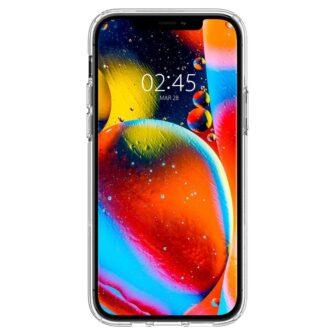 iPhone 12 12 Pro Spigen Slim Armor Essential S kaarditaskuga ümbris silikoonist 1