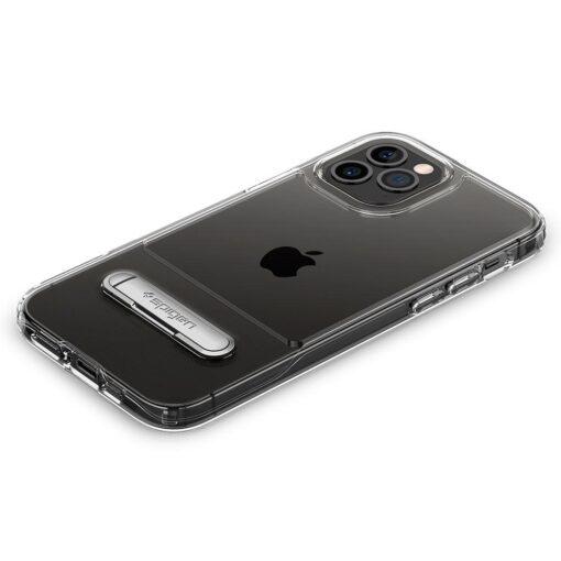 iPhone 12 12 Pro Spigen Slim Armor Essential S kaarditaskuga ümbris silikoonist 4