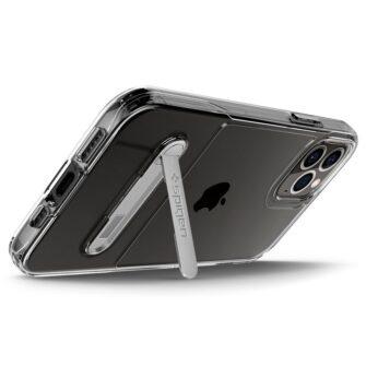 iPhone 12 12 Pro Spigen Slim Armor Essential S kaarditaskuga ümbris silikoonist 5