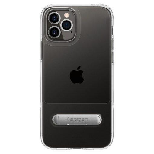 iPhone 12 12 Pro Spigen Slim Armor Essential S kaarditaskuga ümbris silikoonist