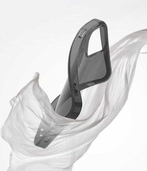 iPhone 12 12 Pro kaaned Ringke Air Ultra Thin silikoonist raamiga hall 10