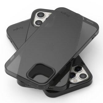 iPhone 12 12 Pro kaaned Ringke Air Ultra Thin silikoonist raamiga hall 6
