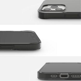 iPhone 12 12 Pro kaaned Ringke Air Ultra Thin silikoonist raamiga hall 9