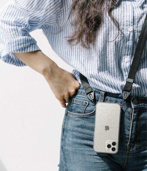 iPhone 12 12 Pro kaaned Ringke Air Ultra Thin silikoonist raamiga läbipaistev 7