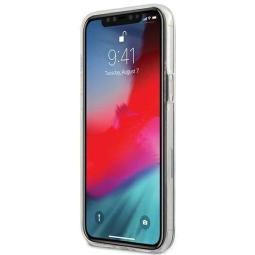 iPhone 12 Pro ümbris plastikust ja silikoonist servadega U.S. Polo Assn. USHCP12MTPUHRBK 1