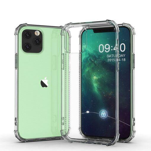 iPhone 12 iPhone 12 Pro ümbris tugevdatud nurkadega silikoonist 2