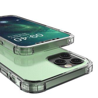 iPhone 12 iPhone 12 Pro ümbris tugevdatud nurkadega silikoonist 7