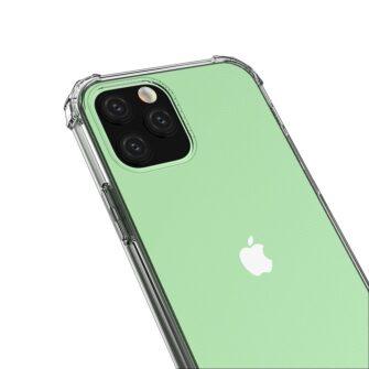 iPhone 12 iPhone 12 Pro ümbris tugevdatud nurkadega silikoonist 8