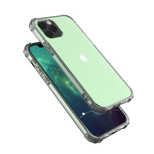 iPhone 12 iPhone 12 Pro ümbris tugevdatud nurkadega silikoonist 9