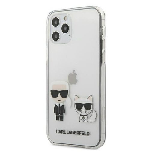 iPhone 12 kaaned Karl Lagerfeld KLHCP12MCKTR